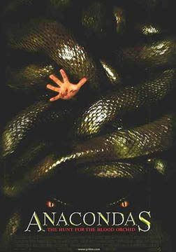 狂蟒之灾2:搜寻血兰