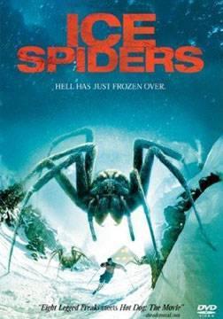 冰冻蜘蛛(科幻片)