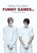 《趣味游戏美国版》海报