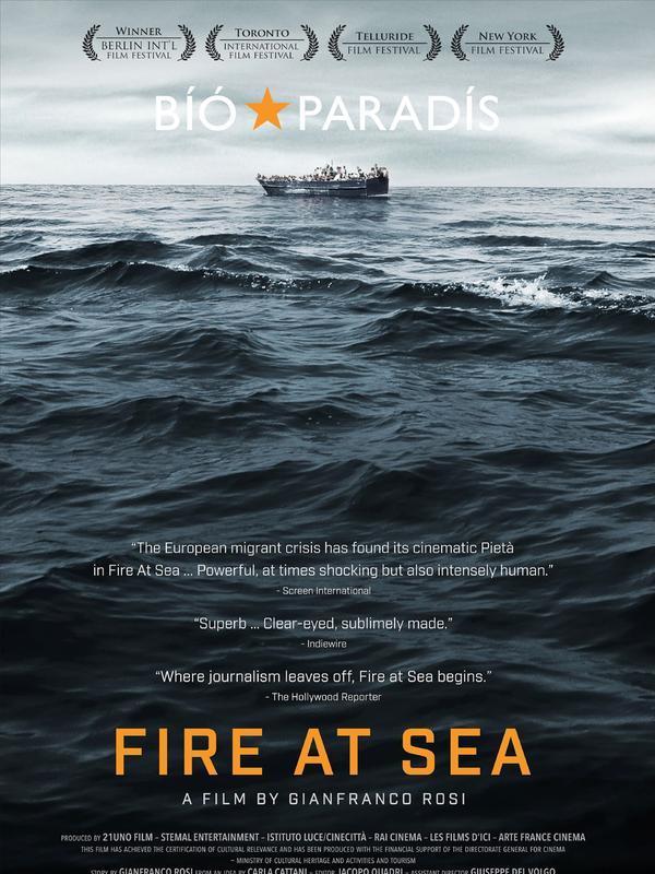 海上火焰(纪录片)