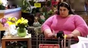 惊呆!妹子580斤一年狂甩240斤
