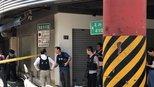 台警方围捕要犯上演警匪枪战 民众纷纷围观