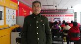 北京通州老党员寄语十九大:我们的前景无限美好