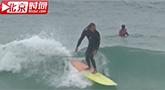 冲浪:浪尖上的勇敢者舞蹈