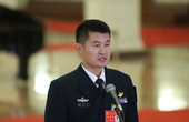 曹先建代表:坚决捍卫国家发展安全利益和海洋权益