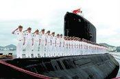 """海军372艇的""""生死三分钟"""""""