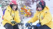第4期:杨紫张一山挑战雪地漂移