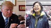 """特朗普与蔡英文通话 系美台""""断交""""后首次"""