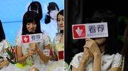GNZ48做客21CN看荐 萌妹纸玩游戏变身表情包