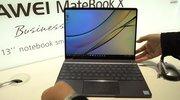 华为MateBook X抢先体验:世界最小13寸笔记本