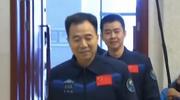景海鹏陈冬返回地球后首次公开亮相:状态良好