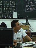 我拍我老师