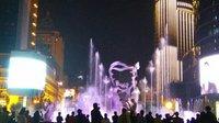 亚洲最大裸眼3D灯光秀