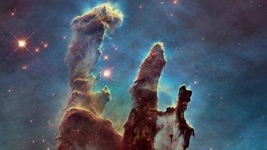NASA公布宇宙最美十张照片