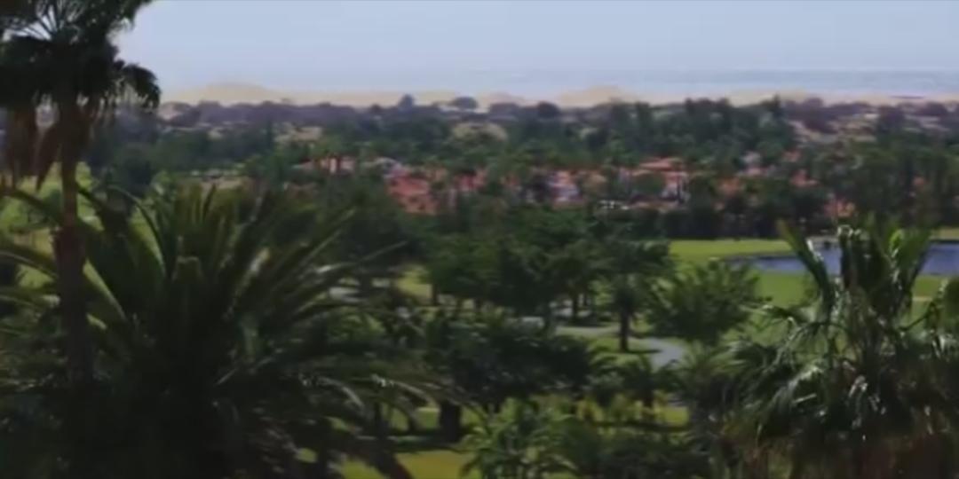 《雅荻跑世界》穿越大加那利岛(上)