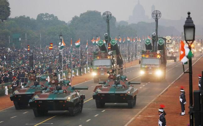 印度扬言能同时与中巴开战 但弹药储备仅够4天