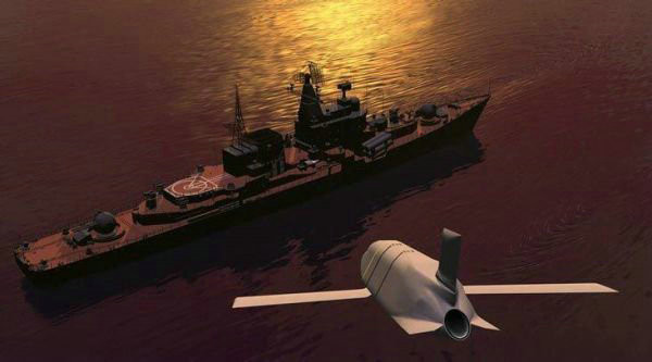 The launching ship air based long-range anti-ship missile successfully: switching is very simple