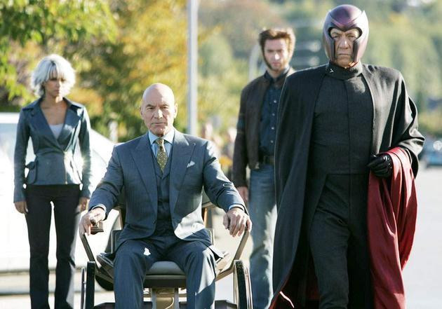 Memory of the classic bald! The old professor X may say goodbye to the X-Men X series