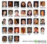 2010中国互联网九大风云人物