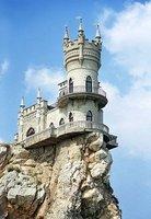 克里米亚自治共和国燕子堡