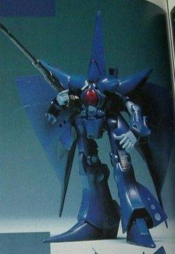 "RX-139汉布拉比Mk-Ⅰb""吸血鬼"""