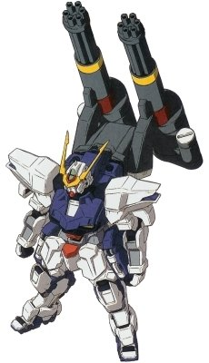 ZGMF-X12-K异端高达非规格机·斩