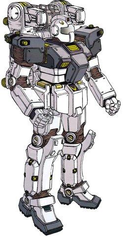 RGM-79吉姆(雷霆宙域版)