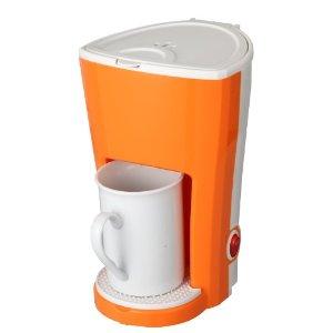 爱本立CM6622 家用单人滴漏式自动咖啡机 泡