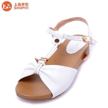 芬妮丝专柜正品2013凉鞋bf6370