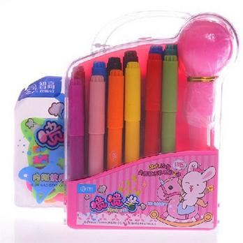 12色喷喷笔套装