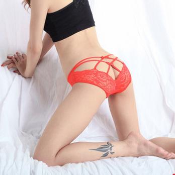 女开档 情趣少女内裤