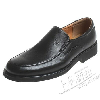 骆驼牌专柜正品男款真皮单鞋18773312