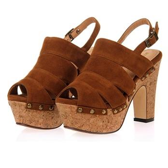 夏季vivi时尚显脚瘦鞋子