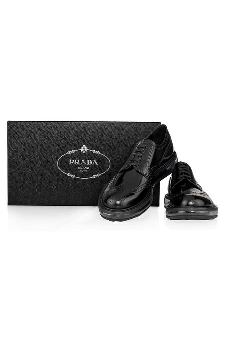 微标透明鞋底
