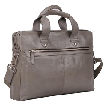 灰色公文手提包