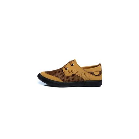 男士洞洞鞋皮鞋夏季凉皮鞋凉鞋