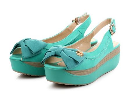 英伦风舒服女单鞋