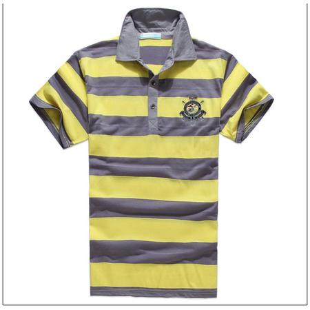 2012男士英伦时尚休闲polo短袖体恤衫tw510