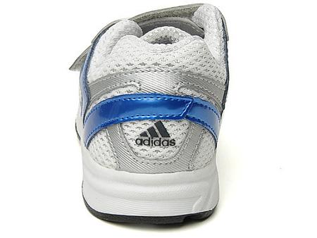 adidas童鞋 儿童 阿迪达斯童鞋男童魔术贴网面/编织