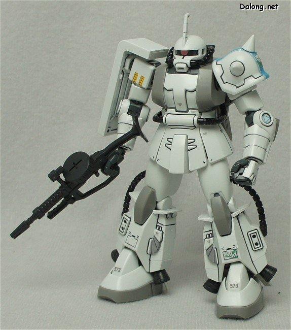 H154MS-06R-1A白狼专用扎古