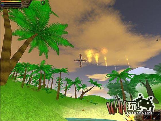8mb内存 : 1gb 游戏截图 《荒岛生存2》是一款自由度极高的第一人称