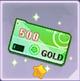 1级金币卡