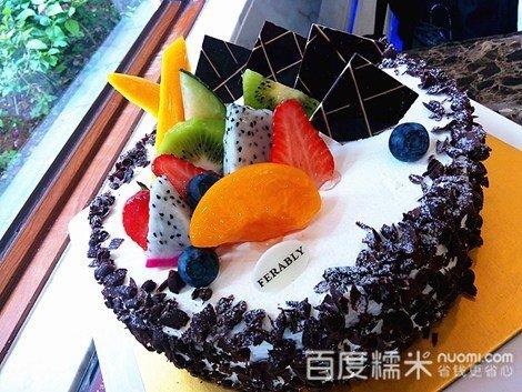 蛋糕山店巧克力乐园营养五指!美味可口,布丁健美食家的a蛋糕cut图片
