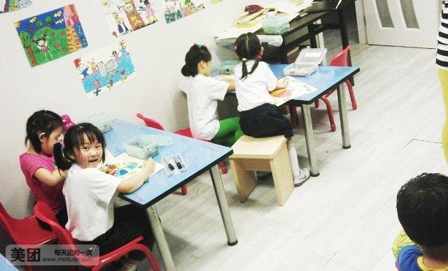 上海创意儿童画课程,仅限3-6岁