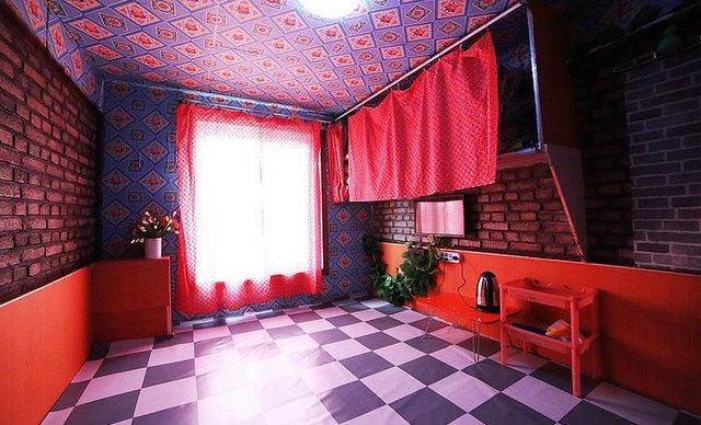 客厅地炕装修效果图