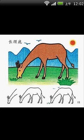 儿童折纸与简笔画学习教程