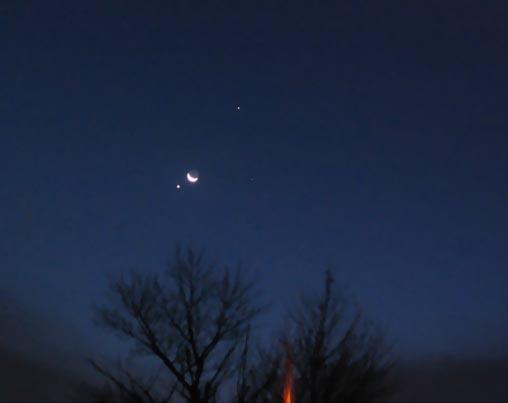 金星是距离地球最近,光度最亮的行星
