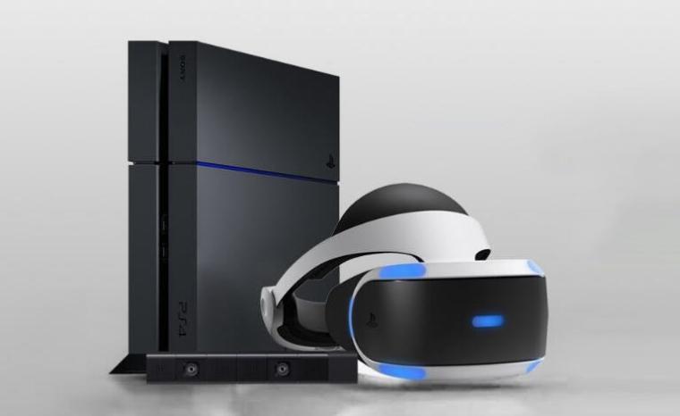 索尼解释各个地区PS VR附赠游戏数量不同的原因?
