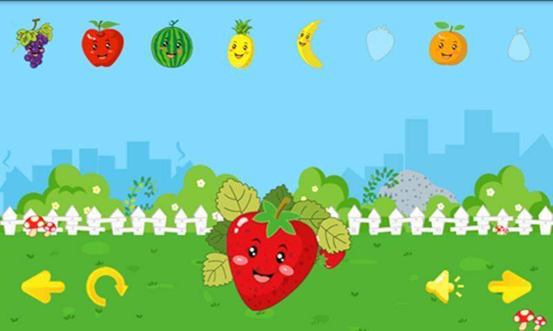 水果家族拟人简笔画 水果拟人简笔画