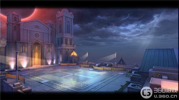 都市游戏场景素材